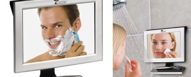 Évaluation du Miroir Anti Buée Avec Raclette ToiletTree