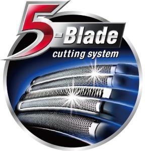 Rasoir Panasonic Arc 5 Blades