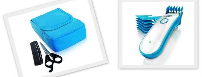 Tondeuse à Cheveux Pour Enfants Philips Norelco CC5060 – Silencieuse et Efficace